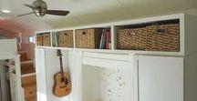 Tiny House Storage Ideas