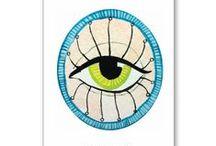 Graphic Design & Illustration / Graphic designs, new graphic trends, illustration-inspirations, posters, colourful prints and some of my original graphics. Visit www.monikacieplinska.co.uk