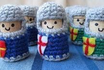Crochet / All kinds of crochet inspiration.