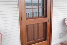 Upstate Door - Sun Dor Classics - Semi-Custom Doors / The Sun Dor Classics door collection is our semi-custom line of fine doors created to offer builders and architects a choice of timeless designs for exterior, interior and fire doors, without sacrificing lead time or project budgets.