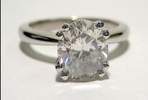 Diamonds are a girls best friend. / by Maisie F