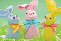 Easter Crafts & Printables / Get crafty for Easter with these fun ideas! / by Holiday Gifts & Baskets