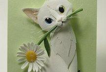 Paper crafts / by Marcia Yoshida