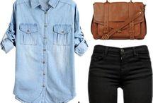 Clothing & Accessories! / Jeans, shirts, sweaters, shoes, tan tops, bracelets, necklaces, etc.