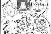 Letras / by pilar gonzalez rodriguez