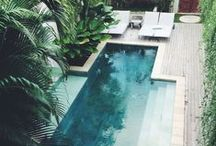 Pool / by Cindy