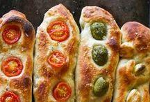 パン / bread and sweet roll