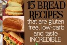 Low Carb Breads, Wraps, Crackers, and Such