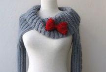 Kötés (Knitting) / Kötött szépségek :))
