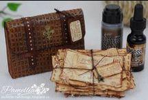 Handmade Crafts & 3D Art / All handmade things that aren't cards.
