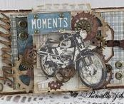 Masculine & Steampunk / Masculine & Steampunk Cards & Projects