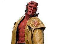 Hell Boy Statue