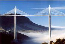 BRIDGES by Norman Foster / Здесь располагаются работы Нормана Фостера в области мостостроения