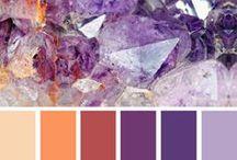 Színek (Colors) / Színpaletták táblája :)
