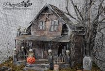 Halloween Cards & Projects / For the creepy holiday...ooooooh!