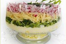 Salats / by Barbara Zarzycka