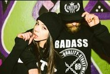 BADASS clth' Always Wins DELIVERY #2 / BADASS clothing Always Wins DELIVERY #2 - OPEN MINDED | QUALITY | STREETWEAR