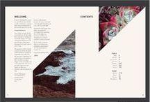 DESIGN | Magazine & Brochure