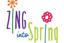 Zing into Spring! / This fun, one-day event will be held on Saturday, March 21, in New London, NH