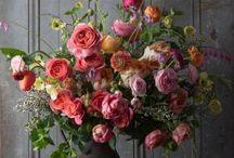 Interior - Flower bouquets
