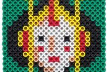 Star Wars Pixel and Perler Bead Patterns / We have Pixel Mondays on our blog. Every week we add M4P exclusive, new Star Wars Pixel Art Patterns that are perfect for Perler Beads, Hama Beads, Cross-stiching, Knitting, Crocheting, Legos, and Mosaics. (see blog for usage and © info) Be sure to follow us here or on our blog so you don't miss a single pixel. http://maythefourthbewithyoupartyblog.com