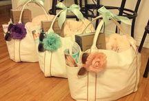 Bridesmaid's Bags