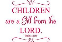 Heaven Sent - Baby /               Behold, children are a gift of the LORD  Ps 127:3                                  Celebrating all things BABY