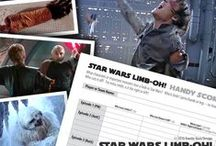 Star Wars Games & Activities / Need to hone your Lightsaber skills? We have a Jedi Academy, and lots of other fun and games for you Star Wars Party. http://maythefourthbewithyoupartyblog.com