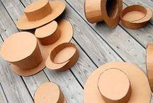 DIY - Bricolage autour du Chapeau