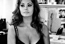 Yesterday, Today and Tomorrow / The one & only. Timeless. Virgo Goddess. Queen of Italian Cinema (& Motherf*cking everything) Sophia Loren.