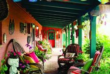 Interior - Hacienda Style / Viva México!