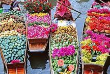 Inspiration - Streetfood & Foodmarkets