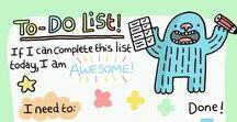 WORK | To-do list