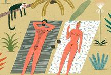 Nudism, naturism / Nudist, naturist inspirations.