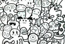 Firkák (Doodles) / Firkálmányok =)