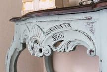 Tutorial - Paint furniture finishes / by Jana Coelho