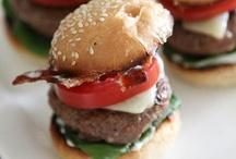 Recipes - Burgers and sandwichs / by Jana Coelho