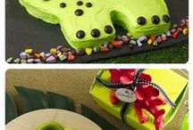 Dinosaur Party Ideas / Party Time - Have a Roar'ing good time with a Dinosaur Theme
