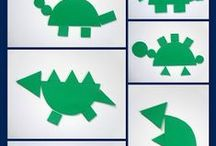 Dinosaur Activities / Dinosaur Drama! Have fun with these dino activites.