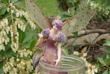 Party - Enchanted Fairy Garden Butterfly Birthday  / by Jana Coelho