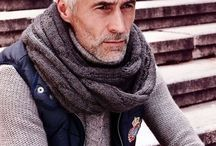 men in scarves / by joel Podbielski