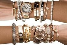 Accessorize / Handbags, purses, sun classes, jewelry, beauty tips etc.