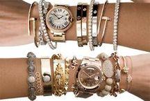 Accessorize / Handbags, purses, sun classes, jewelry, beauty tips etc.