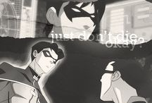 R.I.P. YOUNG JUSTICE / Please excuse me while I go sob in a corner for hours upon hours. / by Rhymer Redpath