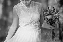 Ecological wedding dresses / ekologiset hääpuvut
