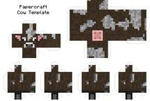 Minecraft Printable Papercrafts / Free Printable Minecraft Papercraft Templates from MinecraftPrintables.com