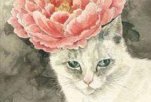 Cats / by juliette lassalle