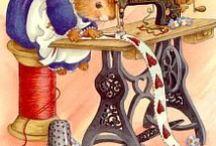 szabás-varrás / a ruhakészítés furfangjai + ................