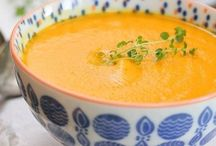 Soups, Dips, Dressings and Spreads
