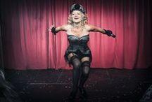 Burlesque Dinner Show / Entertainment Dumas Dance | Fotografie Caroline van der Waal
